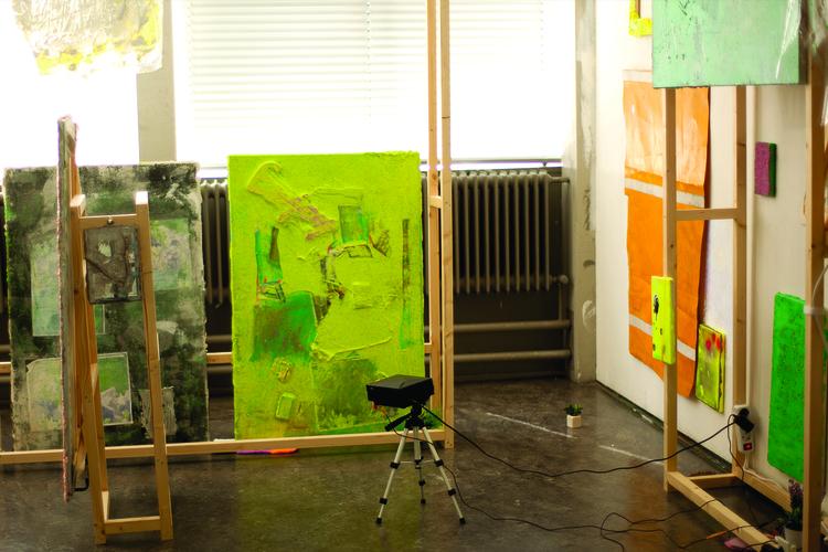 Thijs van Geloven - Gerrit Rietveld Academie