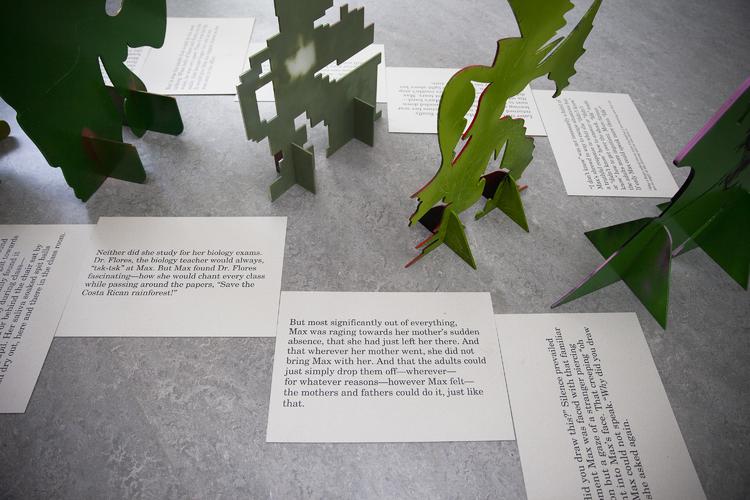 Yunie Chae - Gerrit Rietveld Academie